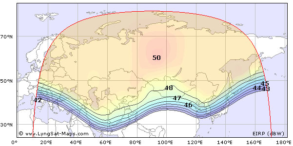Со спутника ямал-201 пропал сигнал